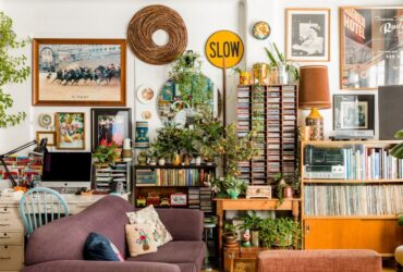 Have an Organized Maximalist Room