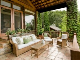 Comfortable Patio Designs