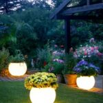 Decorative Lighting Ideas for the Garden