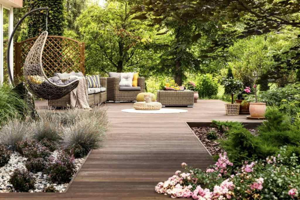 Modern Garden Decoration Ideas