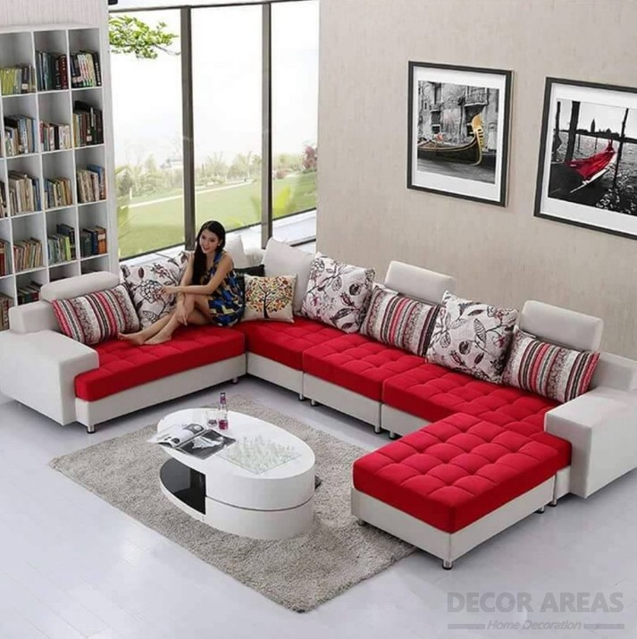 Corner Sofa for Living Room