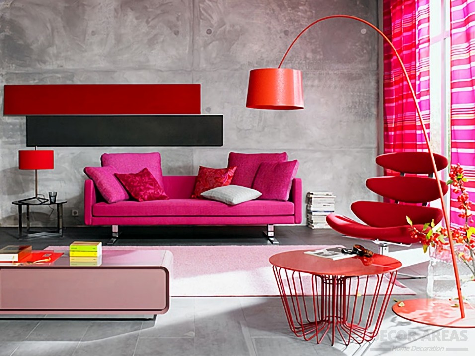 Red Sofa Models