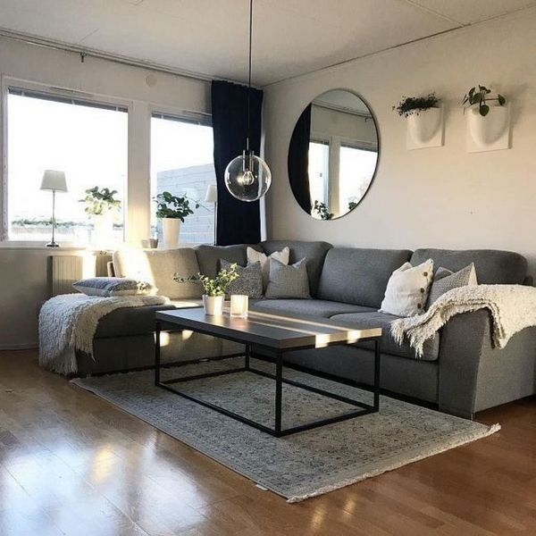 The most beautiful living room