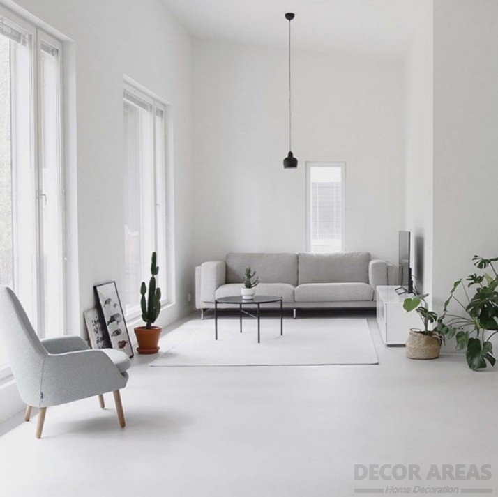 Tips For Minimalist Decoration