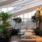 The Most Beautiful Winter Garden