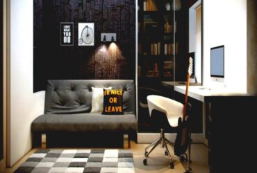 Black The Best Workroom Decorating Ideas