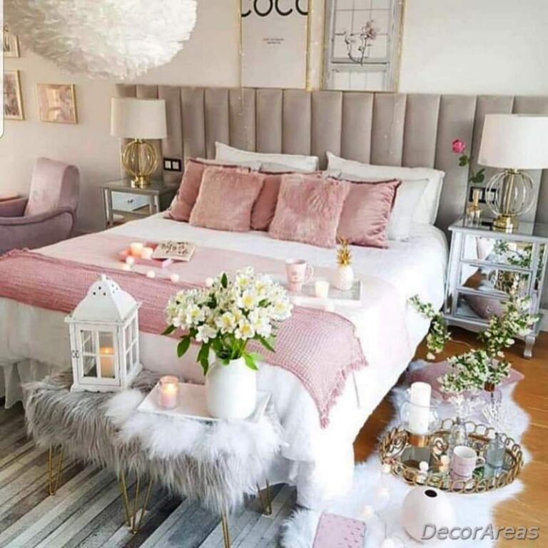 The Most Beautiful Accessories For Your Bedroom
