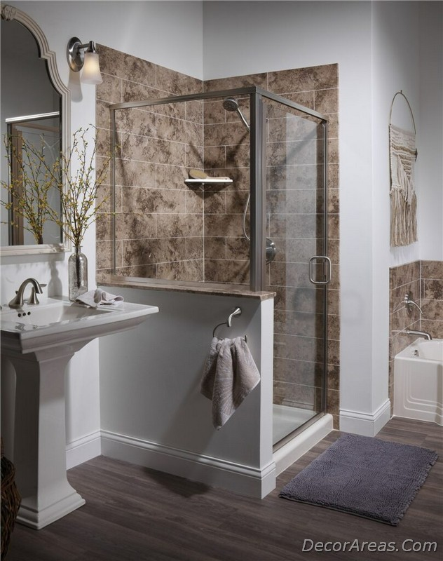 Bathroom Shower Wall Covering