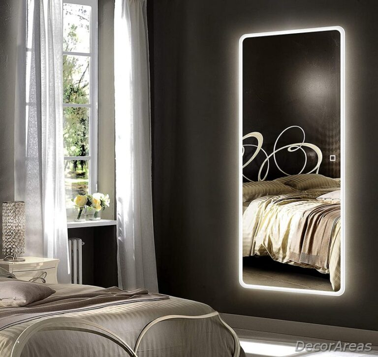 Bedroom Accessory Mirror