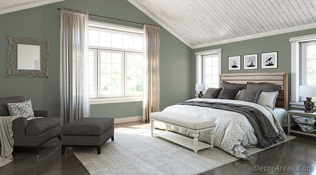 Relaxing Colors For Bedroom