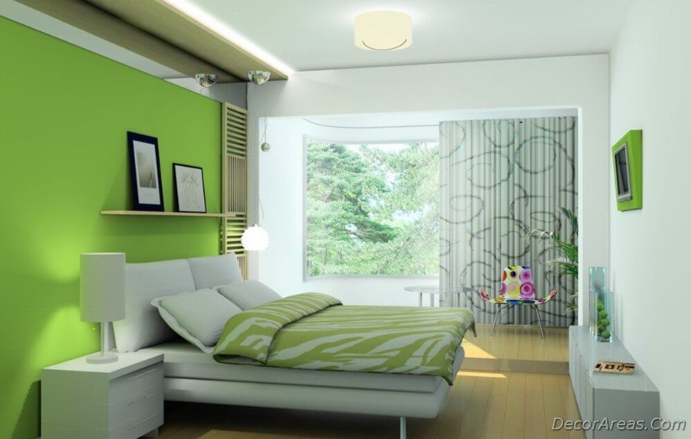 Relaxing Bedroom Decoration