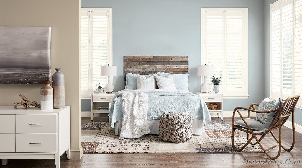 Bedroom Soothing Soft Colors