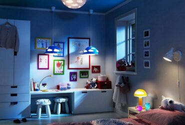 Children's Room Lighting