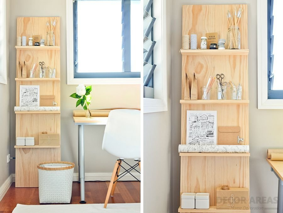 Make Decorative Library Yourself