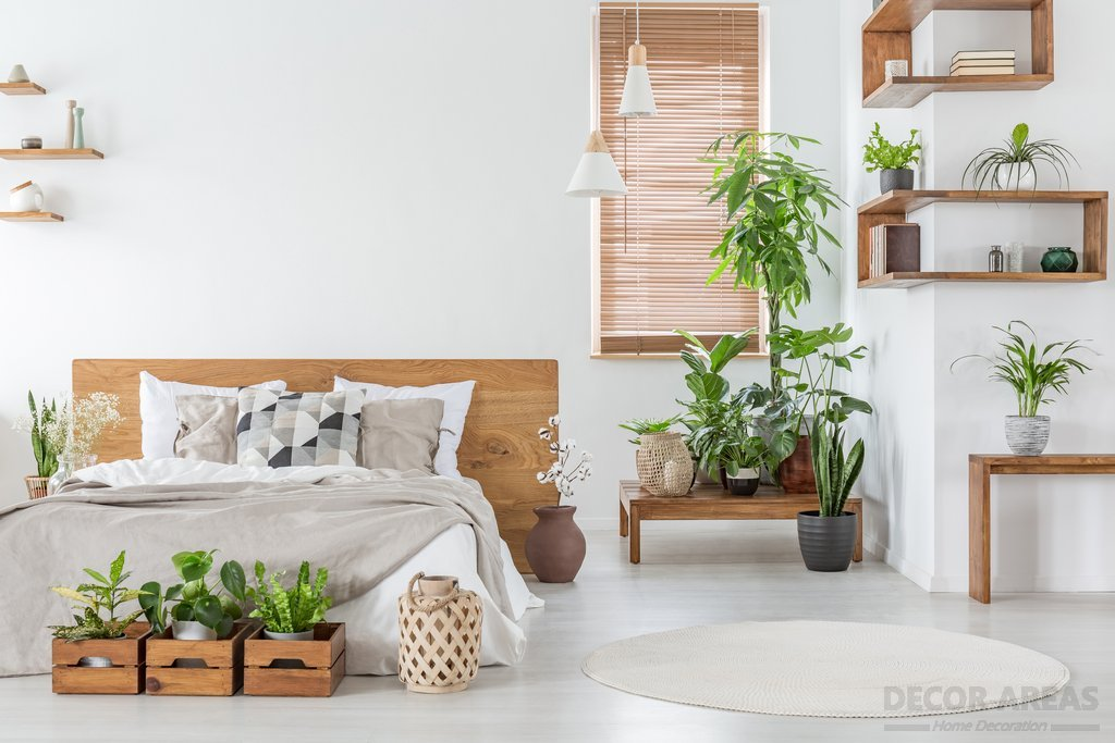 Decorative Bookcase for Bedroom