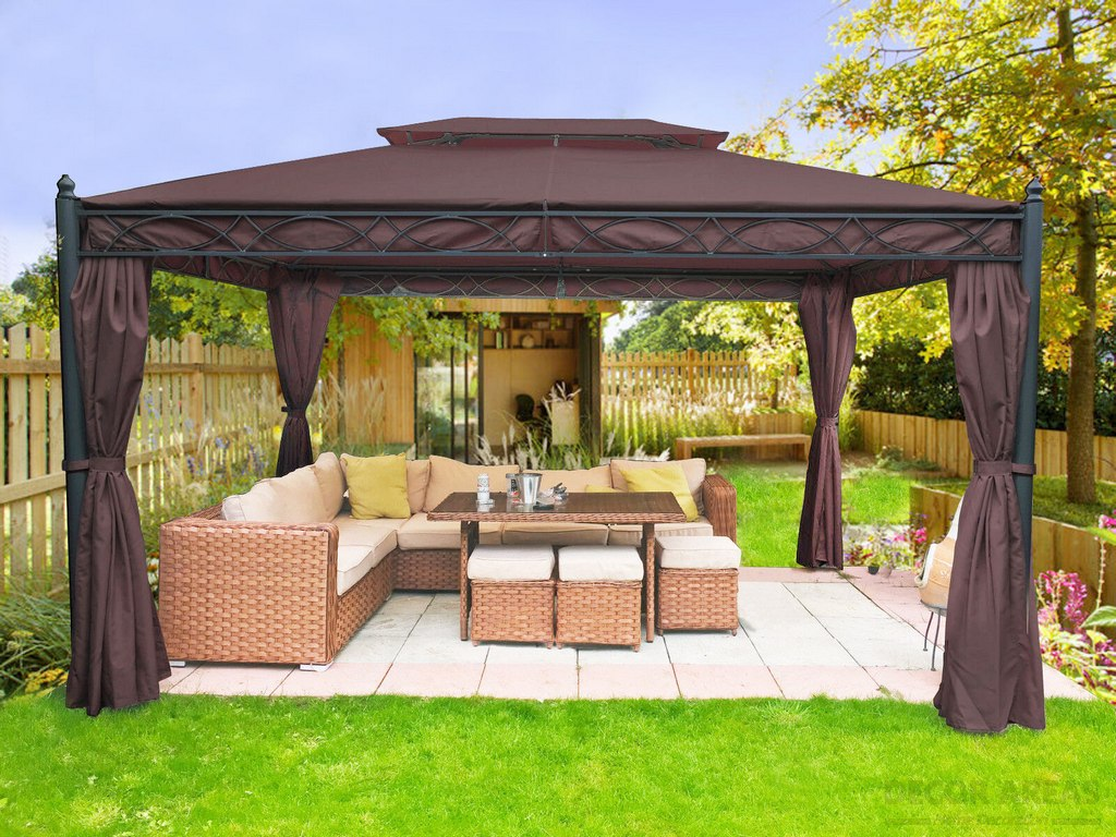 Easy To Use Steel Structure Canopy