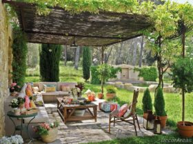 How To Decorate The Garden