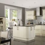 Gray Perfect Kitchen island
