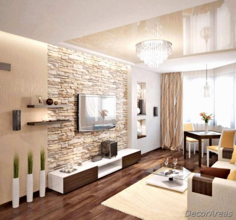Accessory Selection For Living Room Decoration