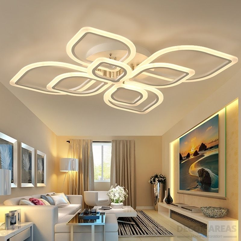 Magnificent Chandelier Complementing the Decoration