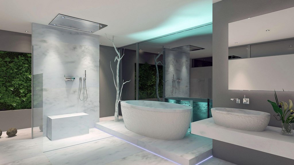 A Bathroom That Looks Great