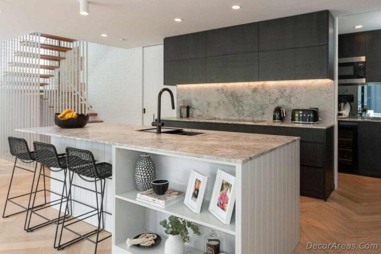 Impressive Kitchen island Decor