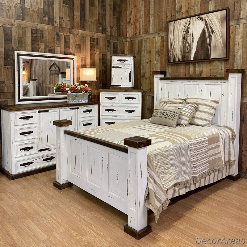 Rustic Young Adult Bedroom