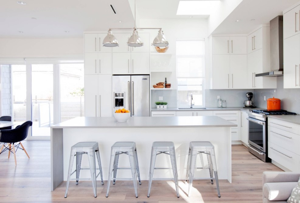 Calming Colors for The Kitchen