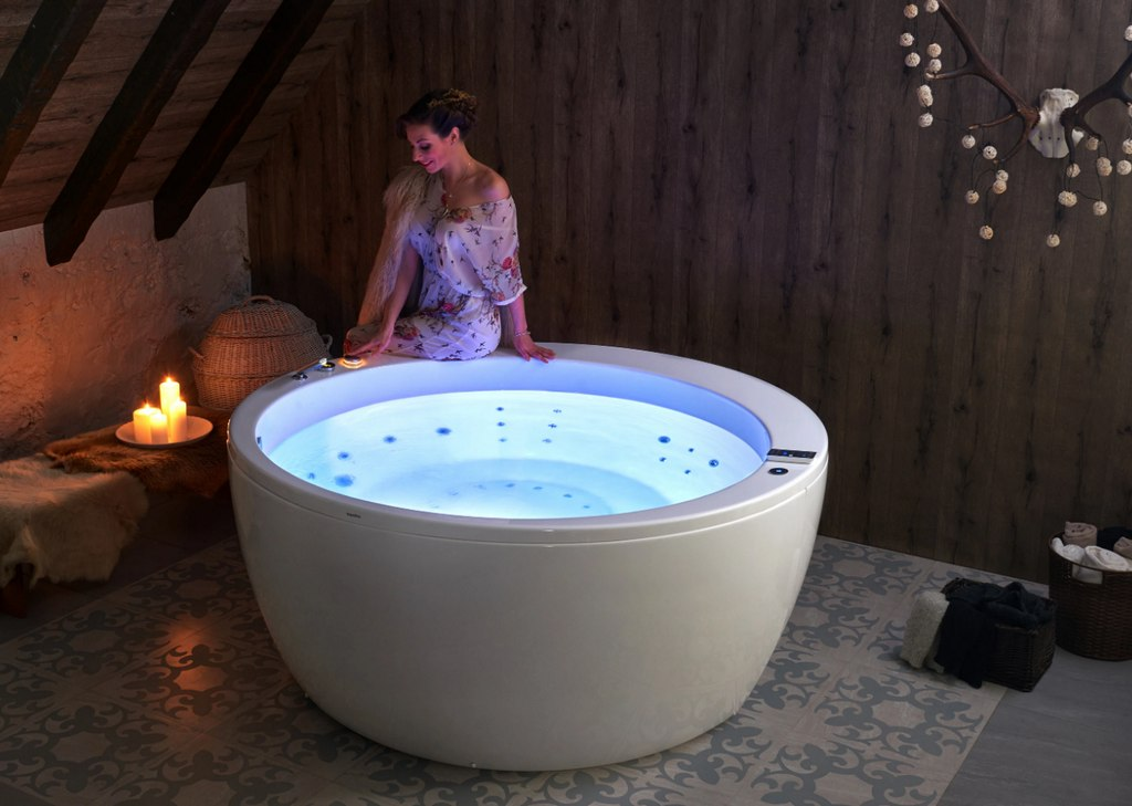 The Modern Jacuzzi ideas