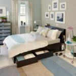 White Bedroom for Young Adults