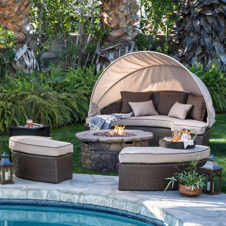 Daybeds For Fire Pit