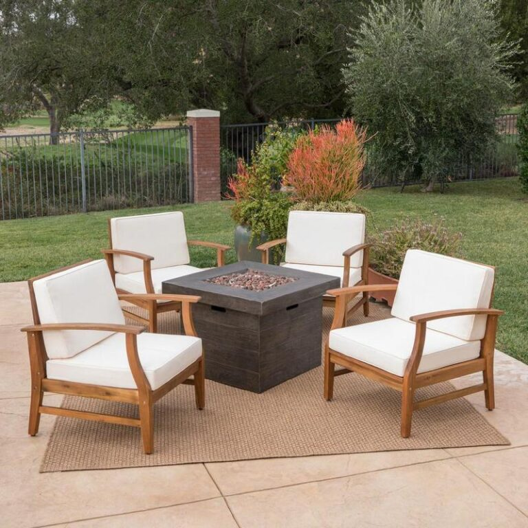 Lounge Chairs Ideas For Fire Pit