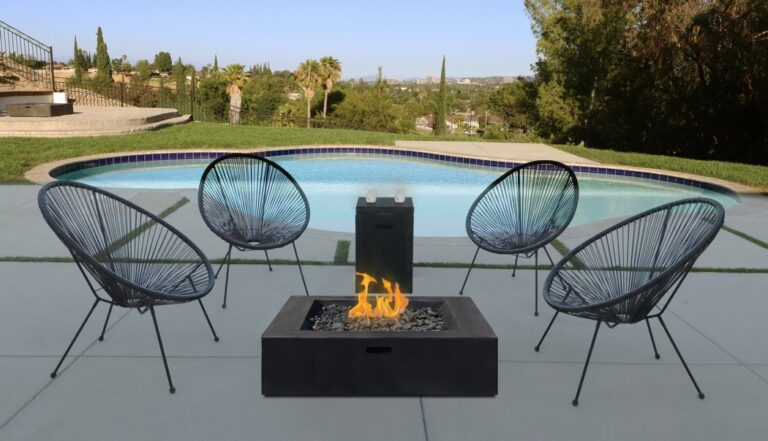 Sling Chairs For Fire Pit