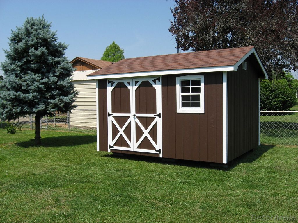 Shed Design For The Garden