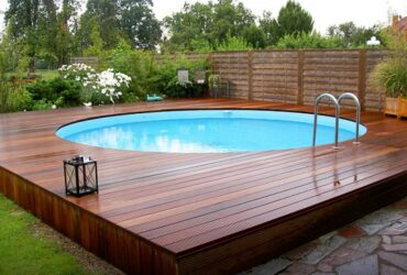 Above Ground Round Pool Ideas