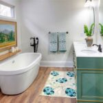 Beautifying a Boring Bathroom