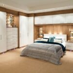 Bedroom Modern Fitted Wardrobes