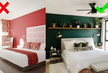 Colors Not To Use in The Bedroom