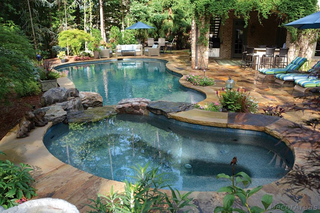 Best Backyard With Pool