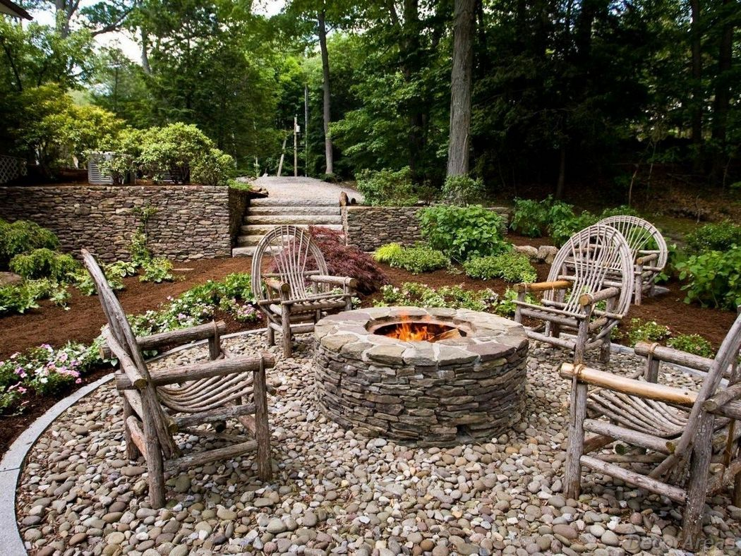 Best Rustic Fire Pit