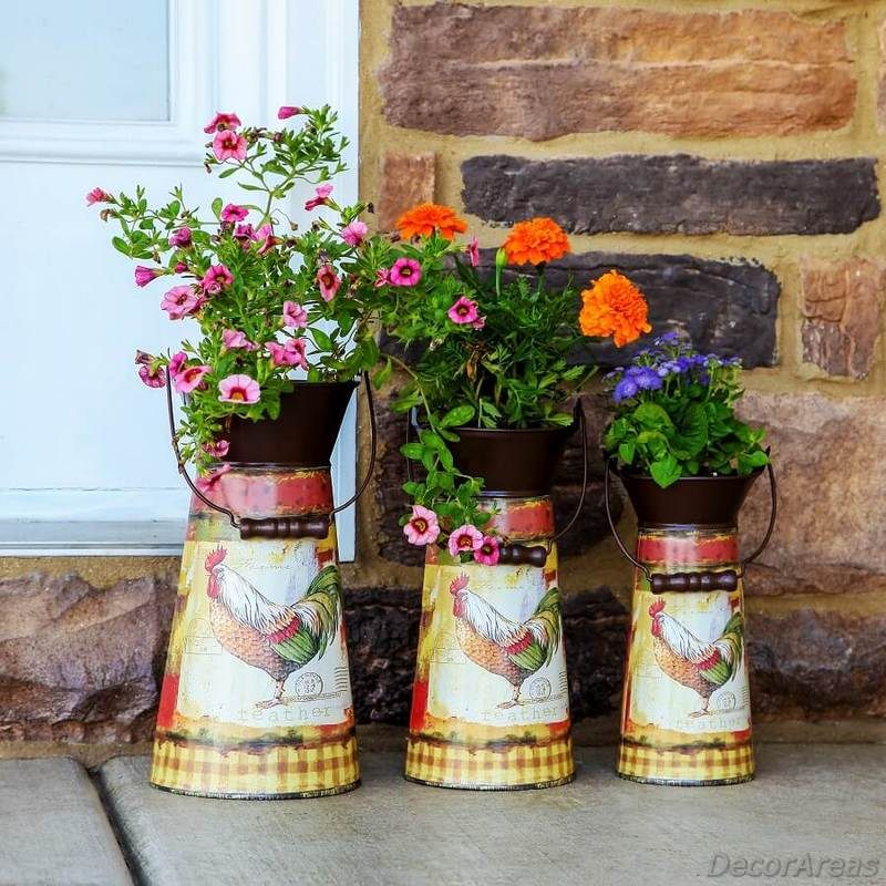 Best Floral Ornaments For the Garden