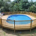 Classic Wooden Covered Pool