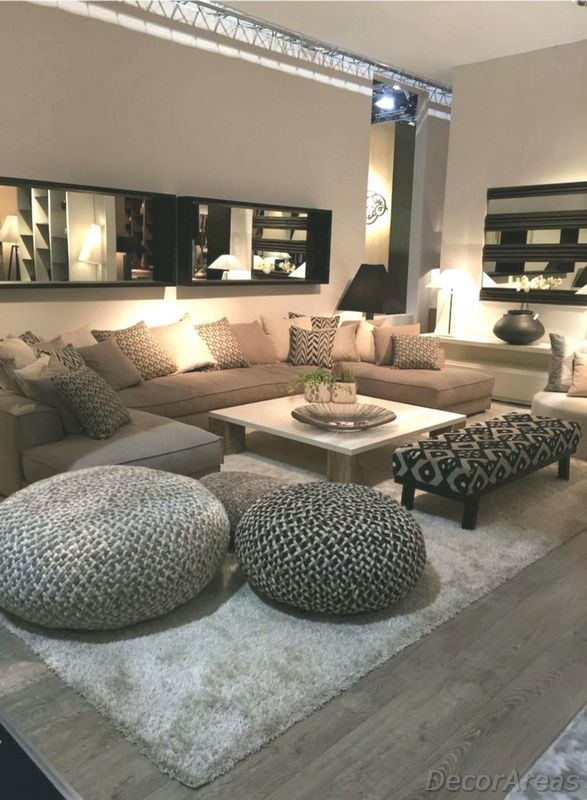 Comfy Living Room For Winter
