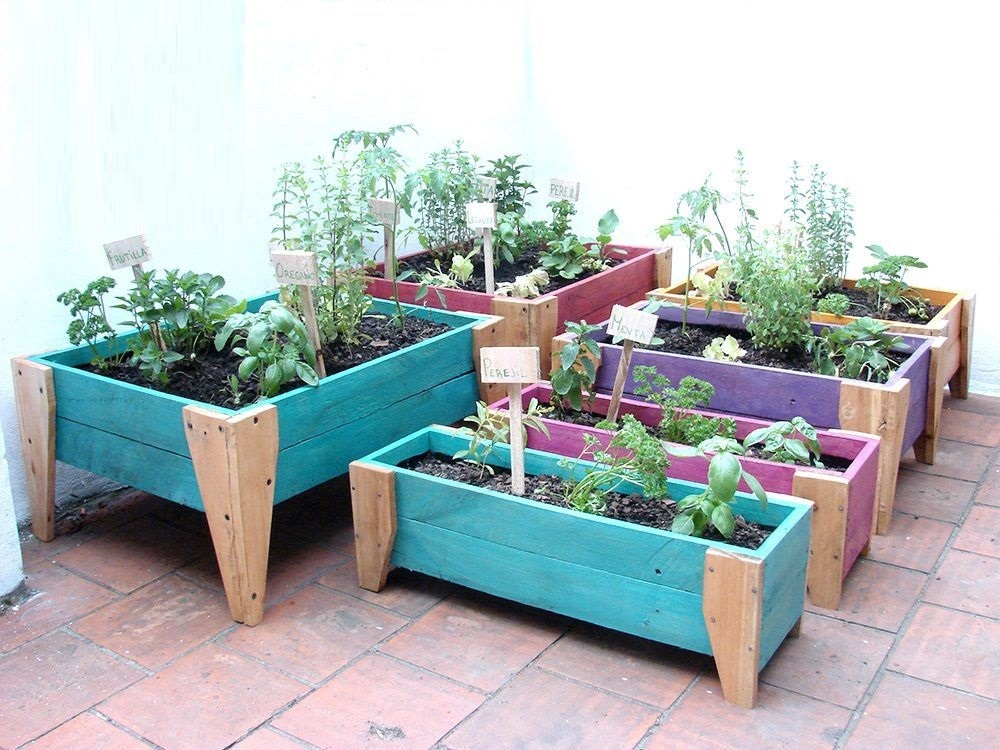 Decorative Garden Containers