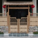 The Most Beautiful Bamboo Garden Gates