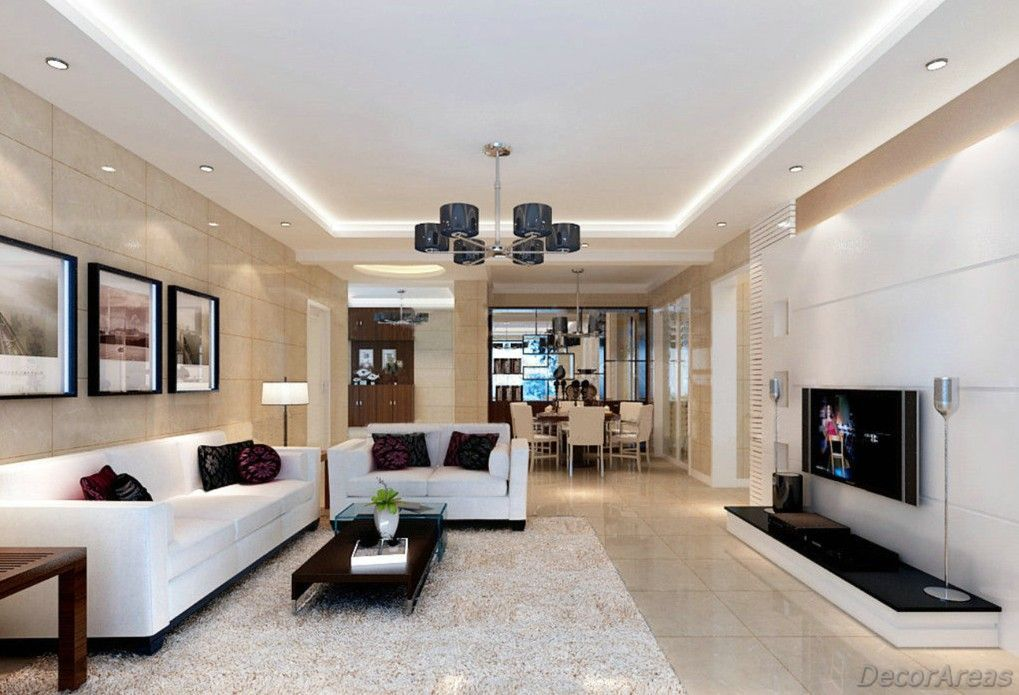 Design of Living And Dining Room