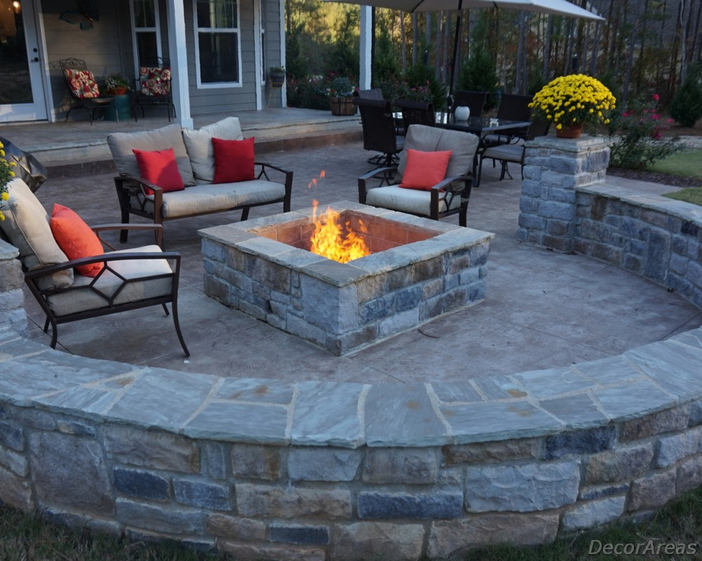 Fire Pit for the Backyard ideas