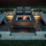 Fire Pit for the Garden