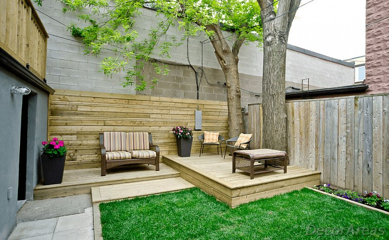 The Most Functional Small Garden Ideas