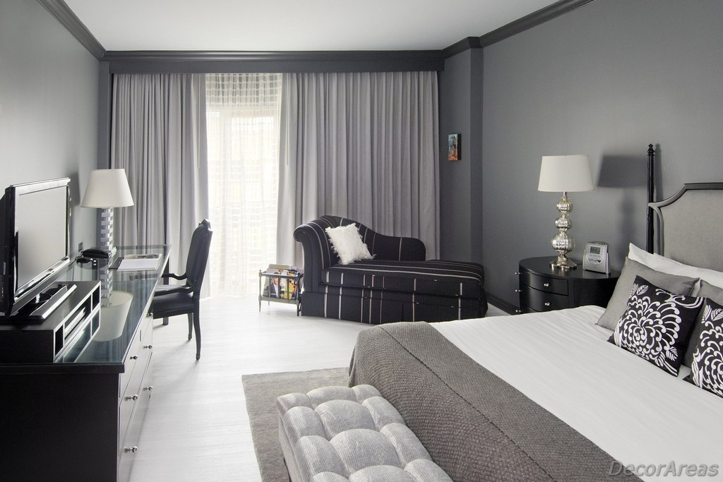 Is Grey A Good Color For The bedroom